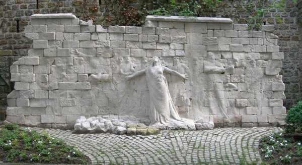 Mur des fédérés, Mur des idées décédées