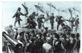 La Franc-maçonnerie au combat avec la Commune