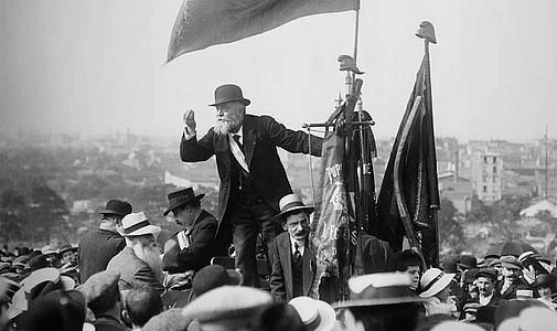 Jean Jaurès, du républicanisme opportuniste au socialisme