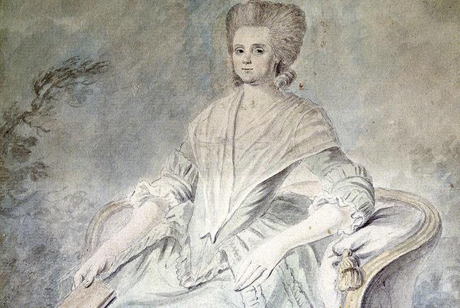 Olympe de Gouges, figure du féminisme et de la lutte contre l'esclavagisme et le jacobinisme