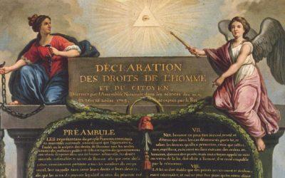 La Déclaration des Droits de l'Homme et du Citoyen : Texte fondateur de la République