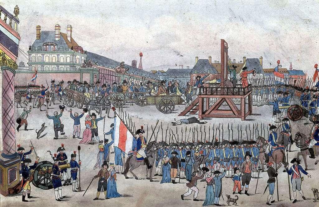 La Terreur, part maudite de la Révolution française