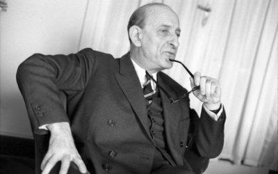 Raymond Aron – Introduction à la philosophie politique, entre démocratie occidentale et démocratie populaire