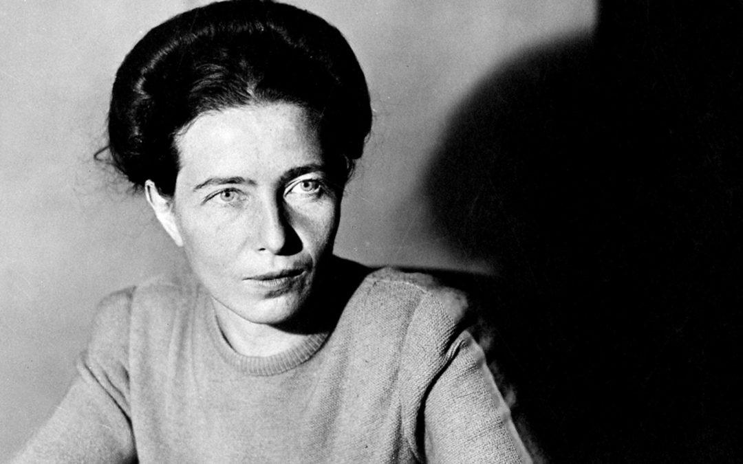 Simone de Beauvoir – L'Âge de discrétion
