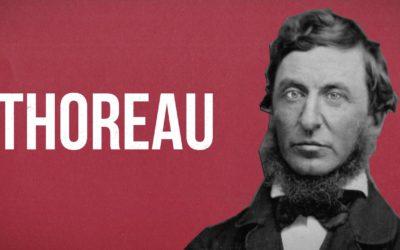 Henry David Thoreau – La désobéissance civile