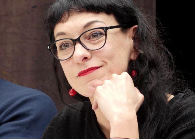 Corinne Morel-Darleux, plutôt couler en beauté que flotter sans grâce