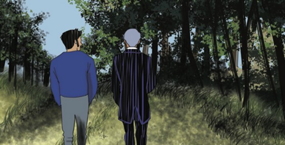 Cedric Taling – Thoreau et moi