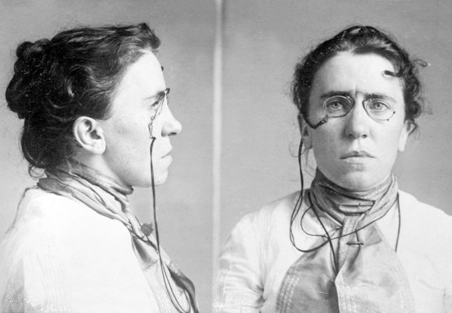 Emma Goldman – De la liberté des femmes
